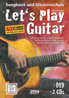 Cover von Let's Play Guitar